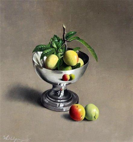 Wild Plums by Willem Dolphyn on artnet