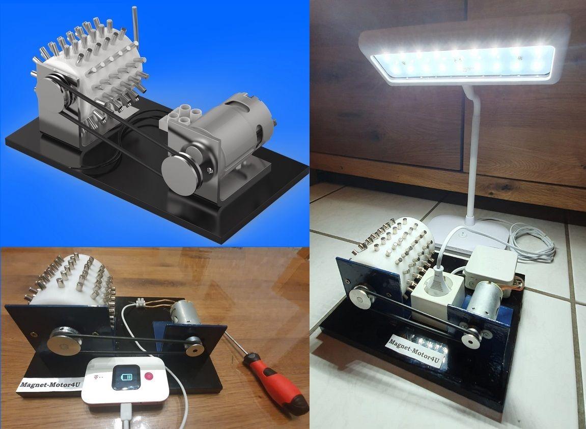 Freie generator bauanleitung energie pdf tesla Magnetmotor Freie