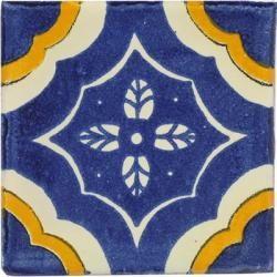 Palacio Sencillo - Decorative Mexican Tile