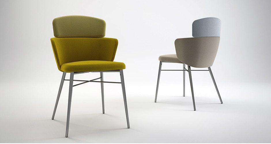 Kin Dining Chair By Baleri Italia Modern Dining Chairs Los