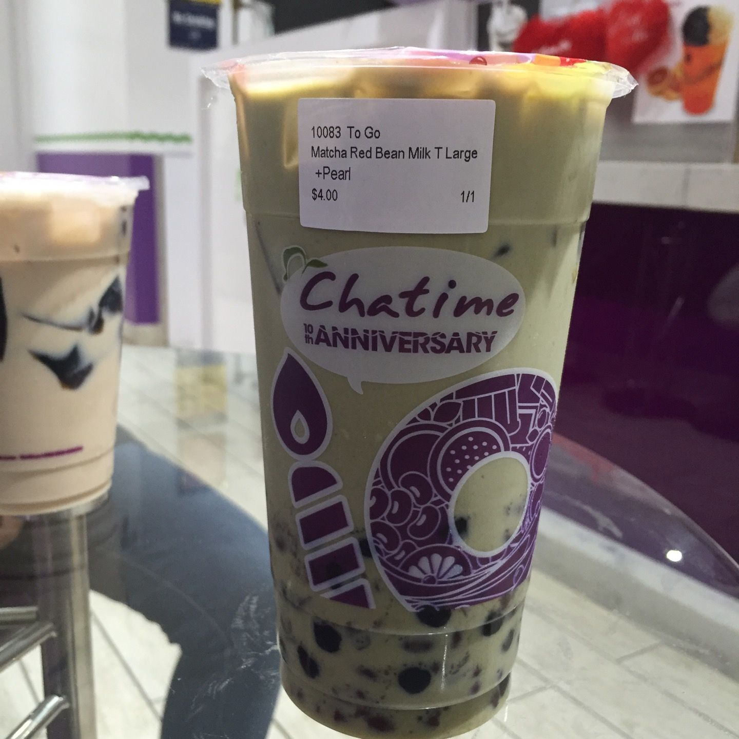 Chatime herbal tea - See 21 Photos And 8 Tips From 297 Visitors To Chatime My Go To Drink For Bubble Tea Is Grapefruit Green Tea No Sugar Or Boba Is Needed Bc The
