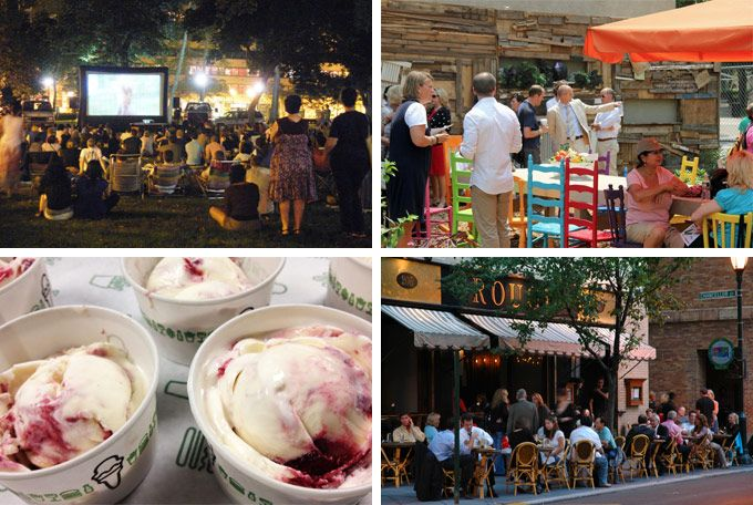 Weekend Picks: Uwishunu's Moonlit Movie In Rittenhouse Square, Pennsylvania Dutch Fest At Reading Terminal, Light Night At Longwood Gardens, Stephen Starr & Garry Maddox BBQ Challenge And More
