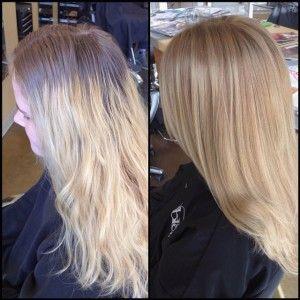 blonde, dimension, sombre, color correction, inspiration, 2015 ...