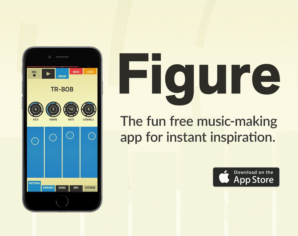 Another hot app from Propellerheads. I can start a basic