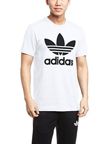 adidas herren t shirt trefoil