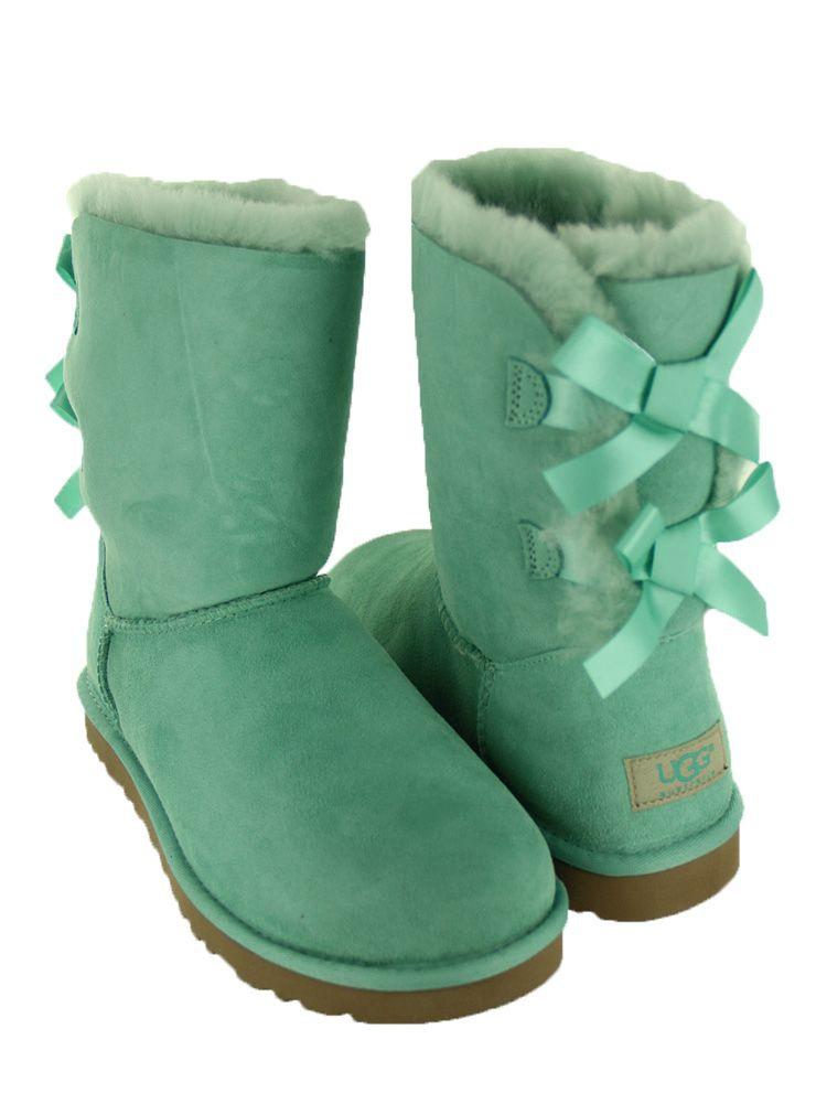 Mint Green Ugg Bailey Boots Ugg Australia Ugg Winter