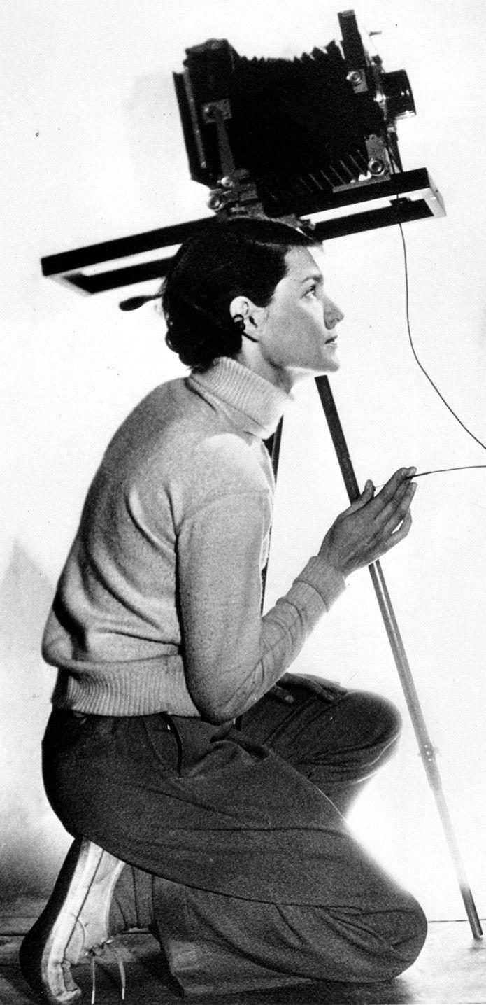 Margaret Bourke-White - 1904-1971- Photographe américaine, première femme reporter de guerre admise dans les zones de combat.