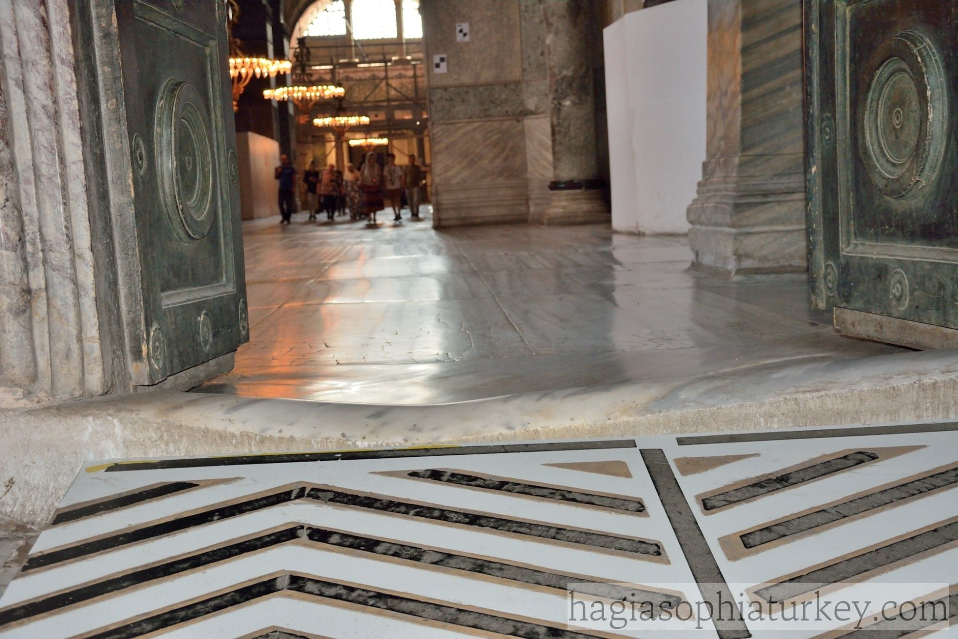 In Hagia Sophia There Are Two Narthexes The Inner Narthex Cud The Outer Narthex Hagia Sophia Hardwood Floors Hardwood