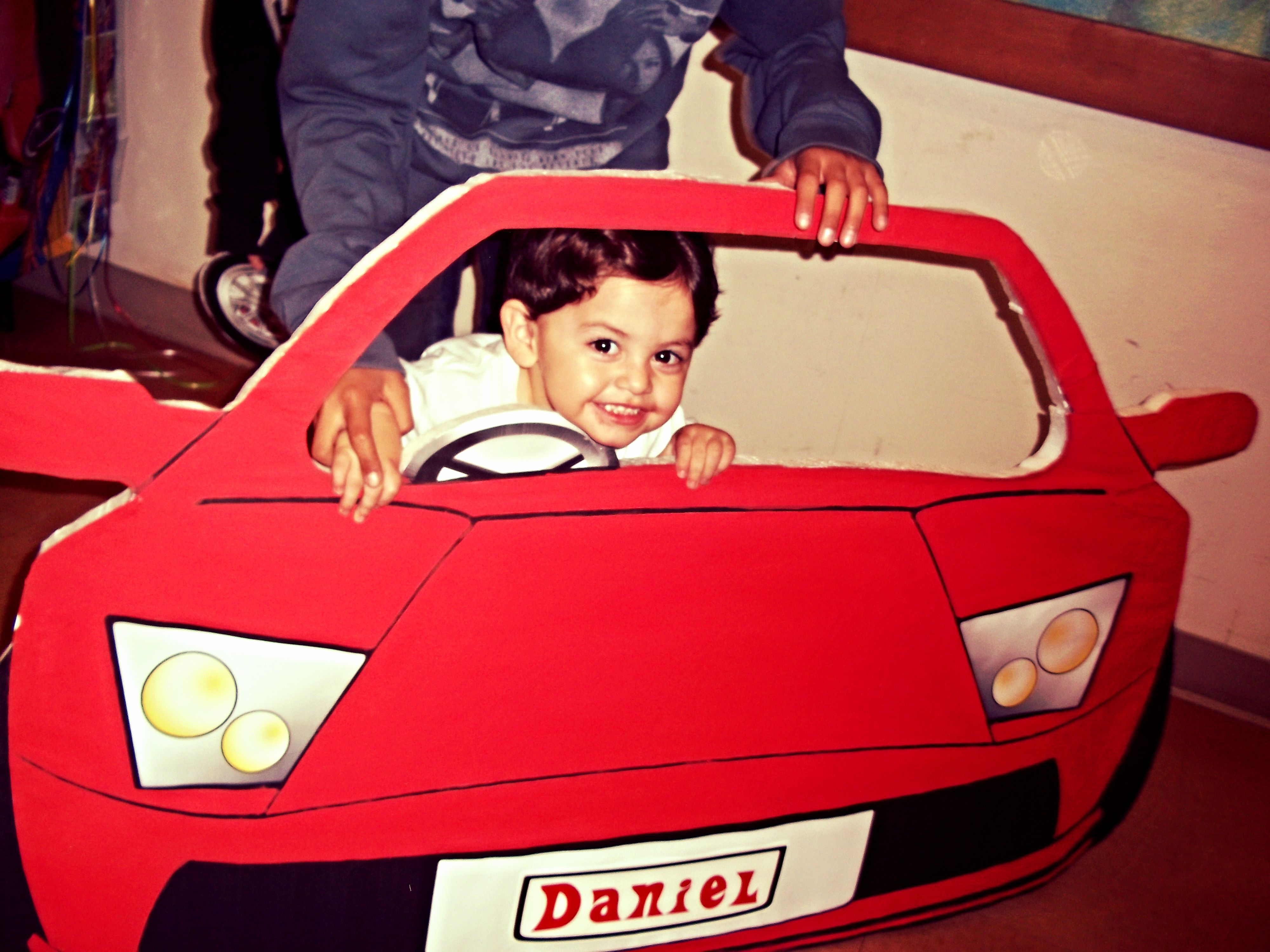 Danielus lamborghini car photo prop i ordered on etsy for u i