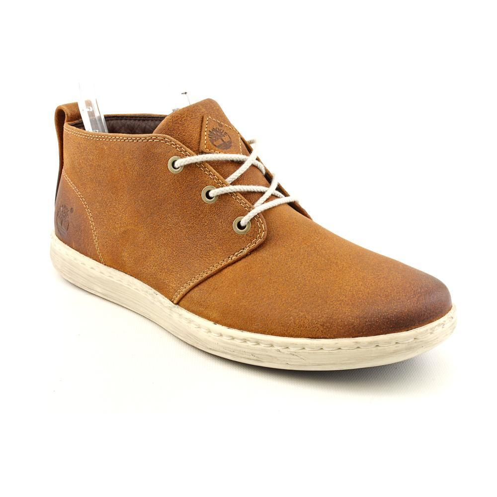 Timberland Men/'s Leather Chukka Shoes Size 12