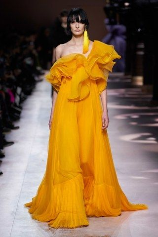 Givenchy Frühjahr/Sommer 2020 Haute Couture - Fash