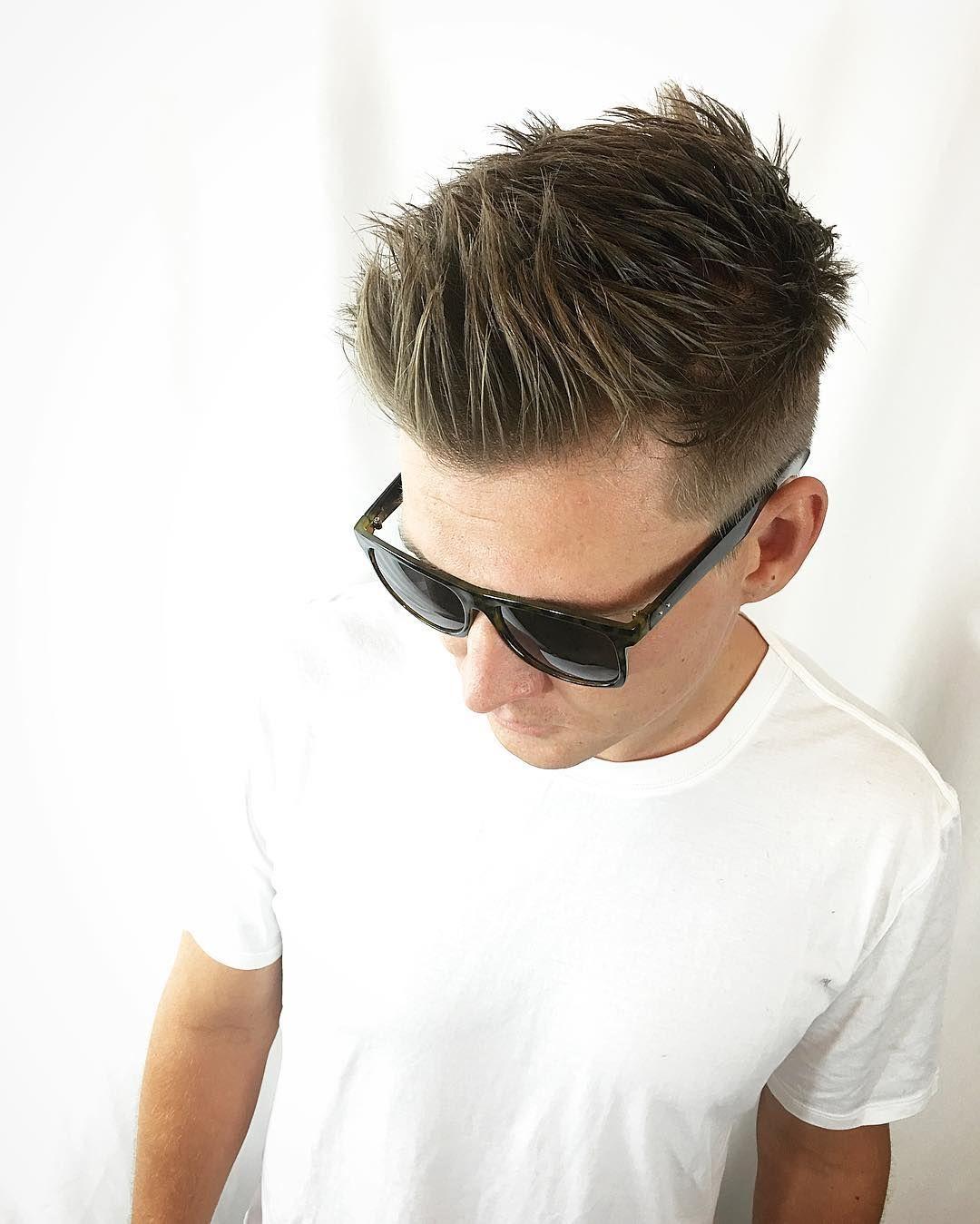 27 Cool Hairstyles For Men   Frisuren, Männer frisuren und