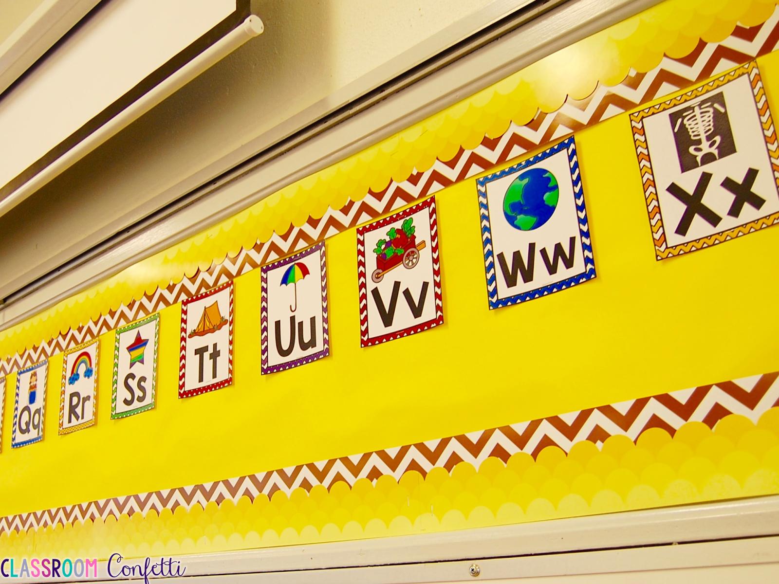 Classroom Confetti: The (Before) Back to School List