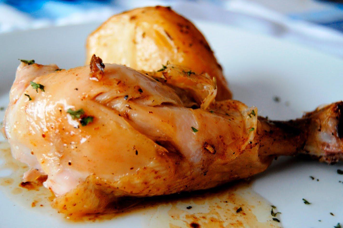 Beautiful ¿Quieres Cocinar Unas Patas De Pollo Saludables? Al Estar Hechas Al Horno,  Contienen Un Menor Nivel Calórico, Pero Mucho Jugo Y Sabor.
