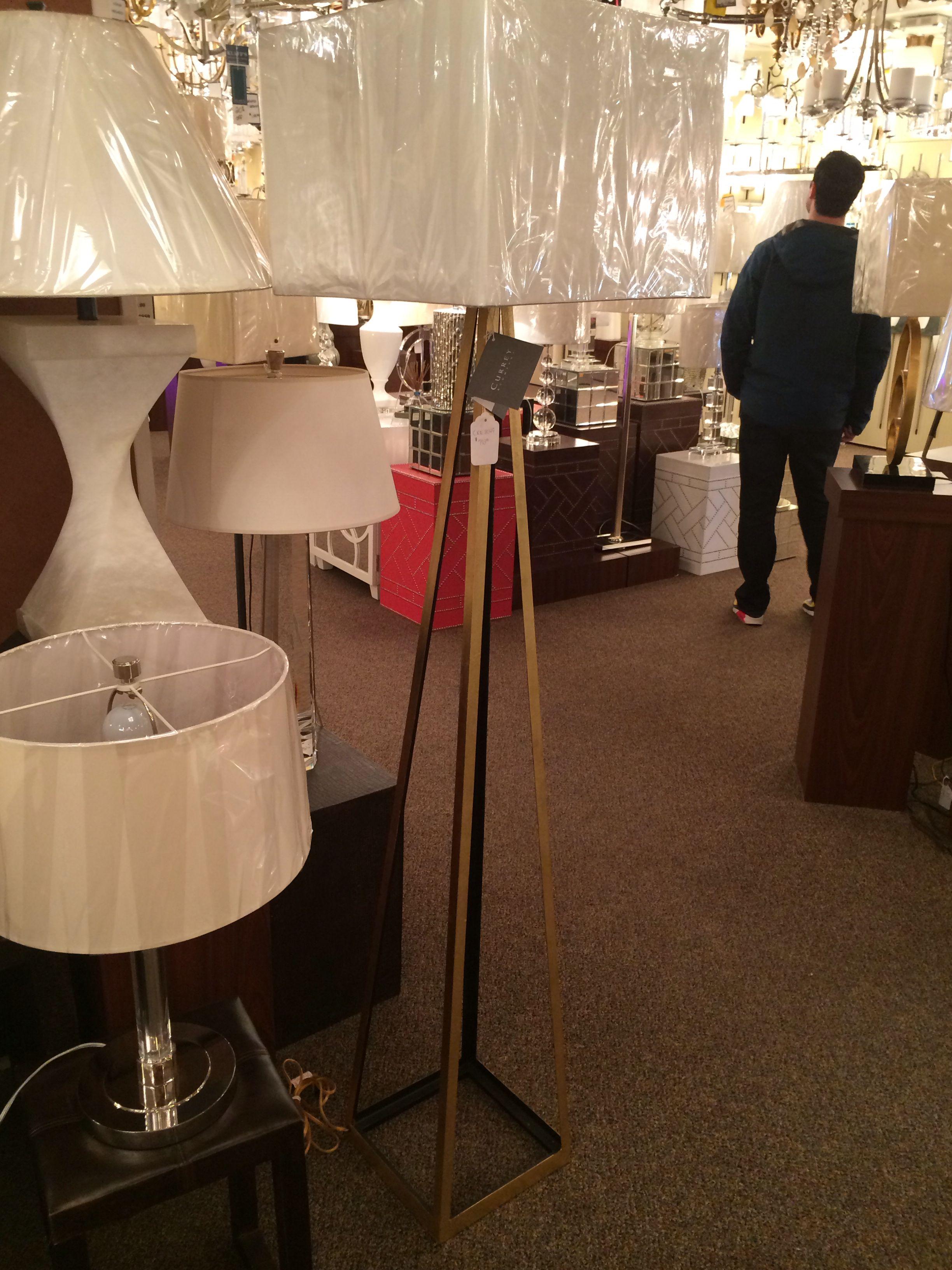 Floor Lamp At Klaffs Lighting Merci New York