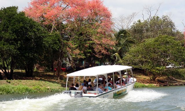 Embark on an exhilarating boat ride along the Belize's scenic coast; then, visit Altun Ha, an ancient Mayan ceremonial center. #CelebrityCruises #ShoreExcursions