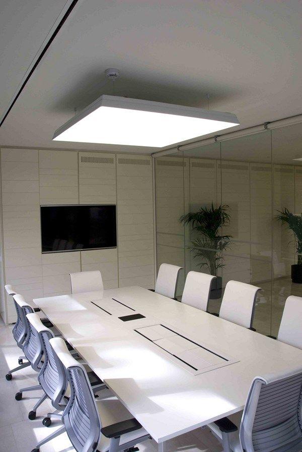 Room Lighting Design Software: B720 Arquitectos Y Luxiona Transforman Las Oficinas