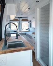 Photo of So machen Sie Ihre Van-Dusche wasserdicht   Van Conversion Badezimmer – Sara & Alex Jame …