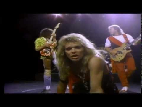 Van Halen Jump Official Music Video Van Halen Music Videos Youtube Videos Music
