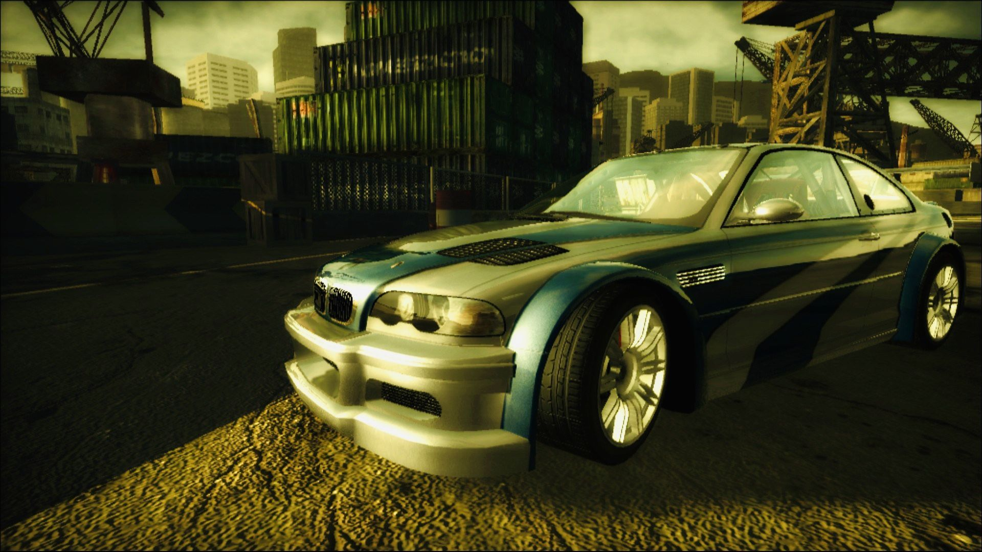 Pin On Bmw M3 Gtr Nfs Most Wanted