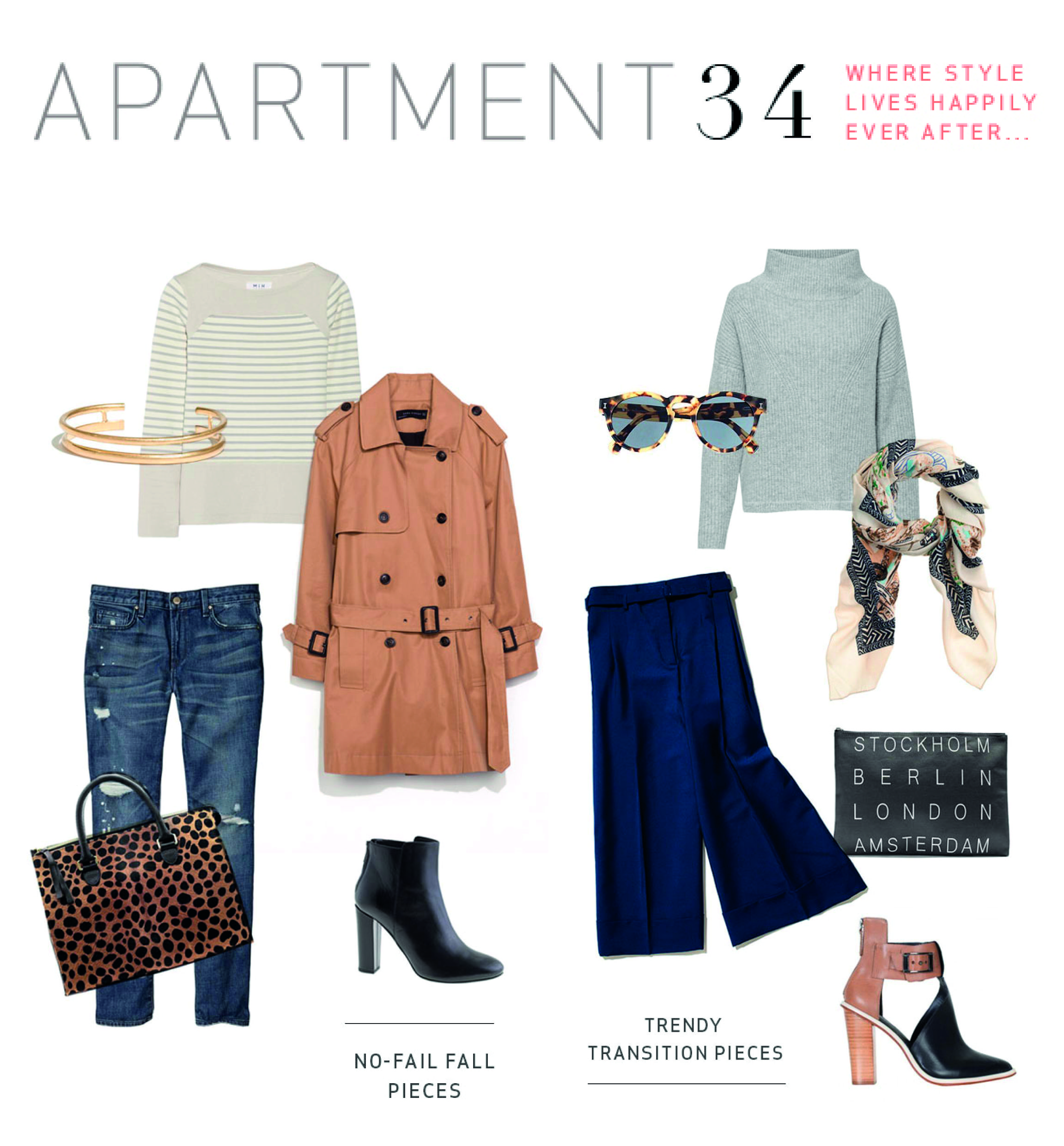 Apartment 34 | 6 Fall Must-Haves !