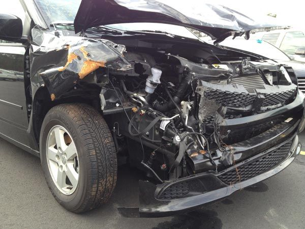 What Happens When Your Car Is A Total Loss Your Totaled Vehicle