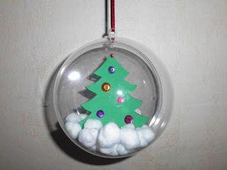 Kitty´s Kreativstübchen: Acrylkugeln mit Elchen und Tannenbaum #weihnachtsmarktideenverkauf
