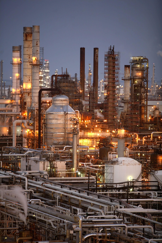 Texas City refinery 都市景観, 美しい風景, 工場萌え