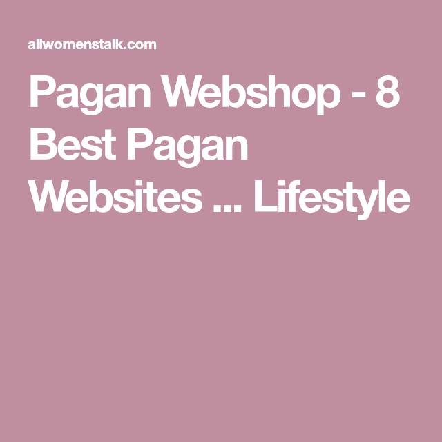 good pagan websites