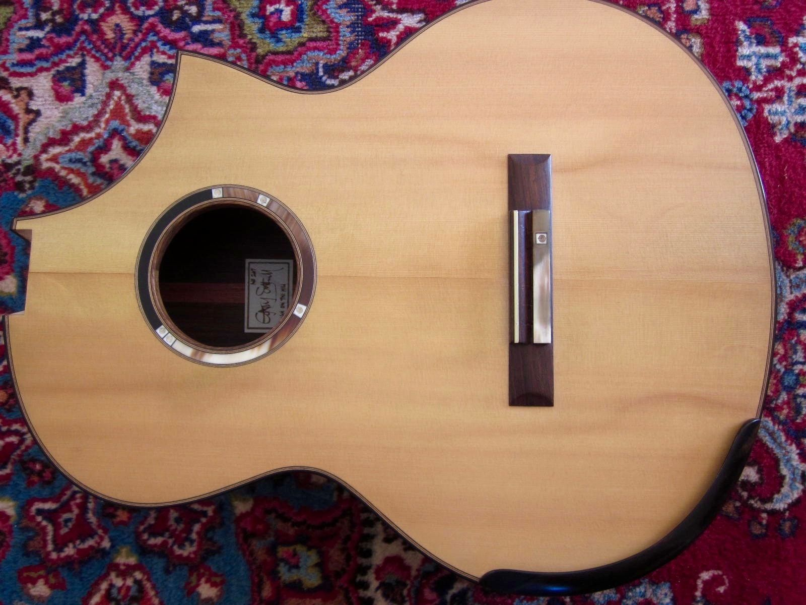 Handmade gary southwell aseries classical guitar with