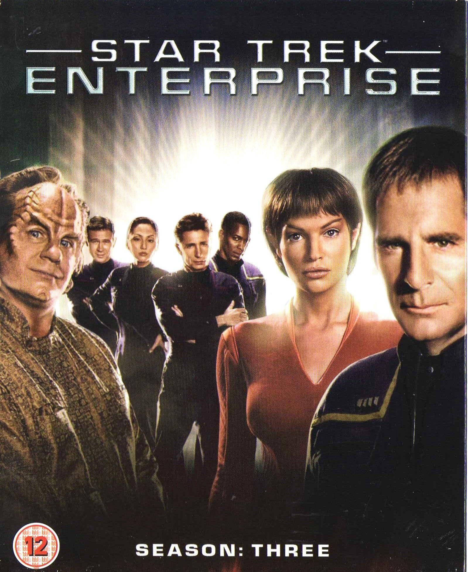 Enterprise, Season Three