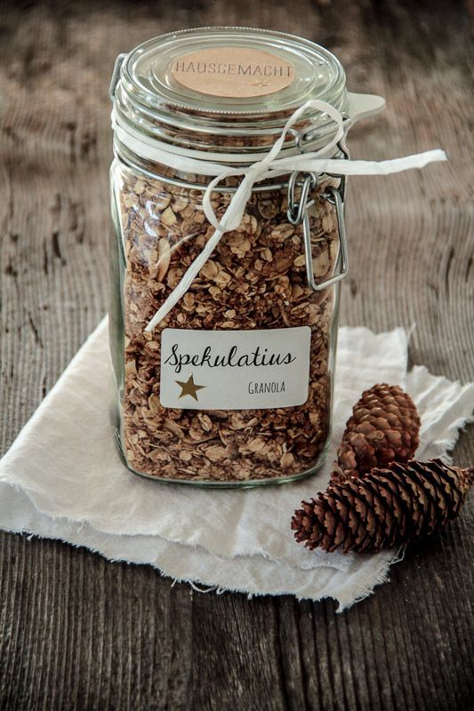 Advent, Advent... 〖Spekulatiusgranola〗