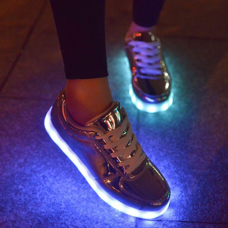 Aliexpress Com Buy Jordan 2017 New Led Shoes Lace Up