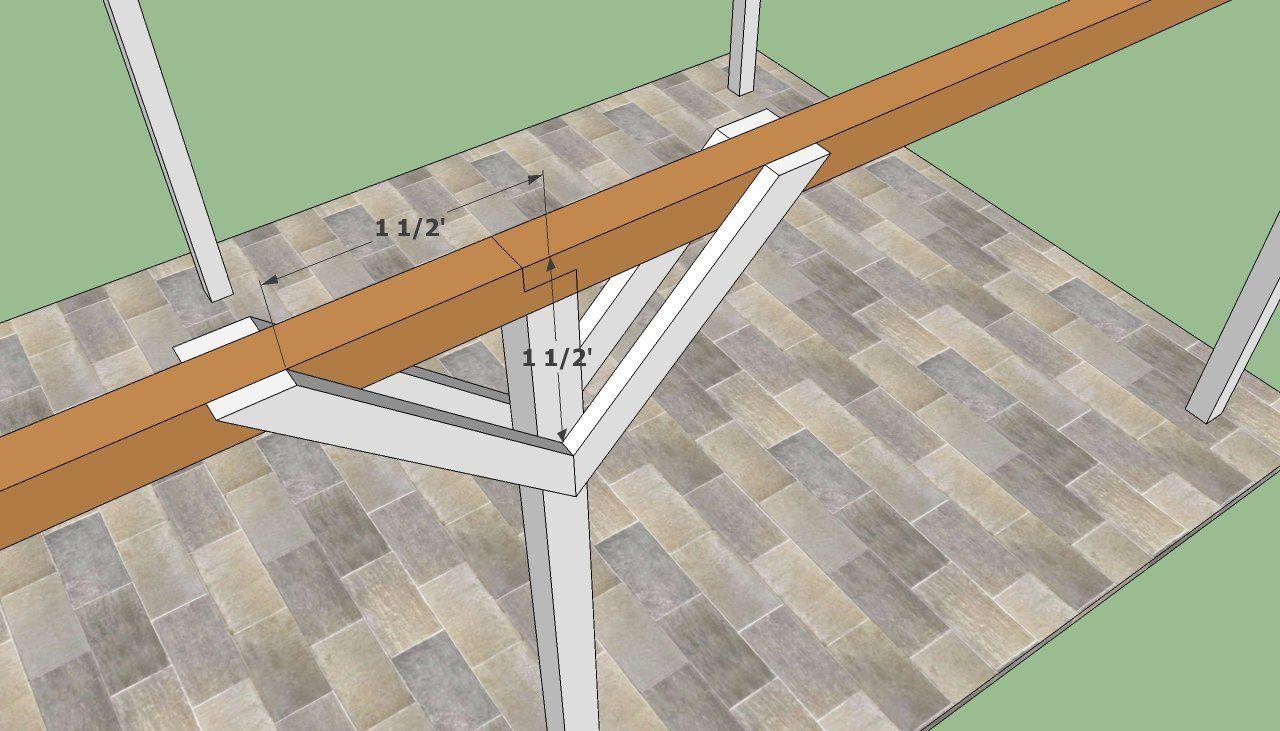 Free Carport Plans Howtospecialist How To Build Step By Step Diy Plans Carport Plans Curved Pergola Carport