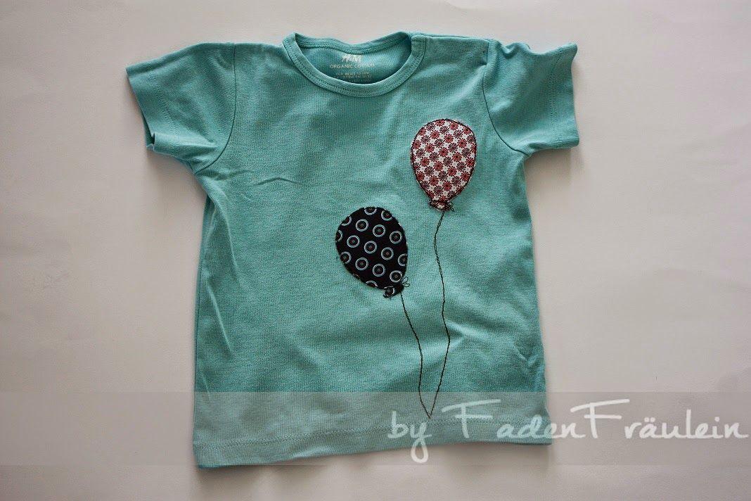 Geburtstagsshirt / Birthday shirt / Upcycling