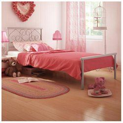 #Amisco                   #Furniture                #Love #Twin #Steel #Color: #Dayglam                 Love Twin Steel Bed - Color: Dayglam                                          http://www.snaproduct.com/product.aspx?PID=7448418