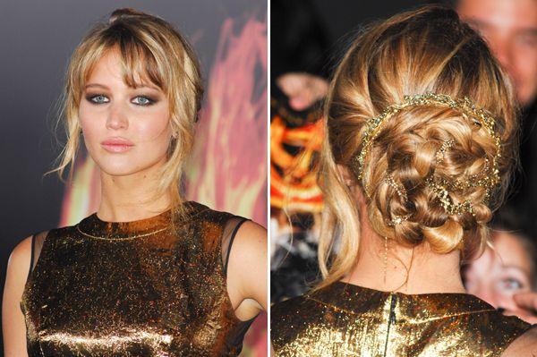 Strange 1000 Images About Hair Amp Makeup Hunger Games On Pinterest Short Hairstyles Gunalazisus