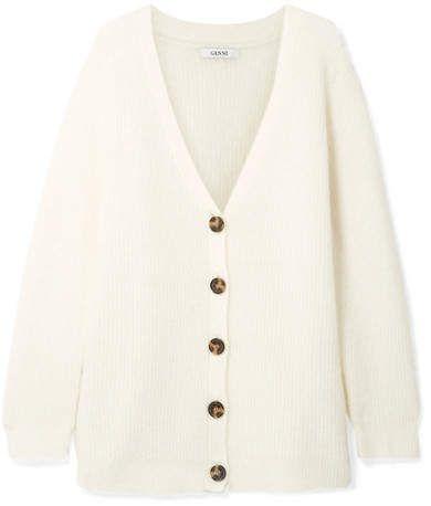 8f2c321fd3 Callahan Oversized Ribbed-knit Cardigan - Cream #Teisbaek#Veronika#Pernille
