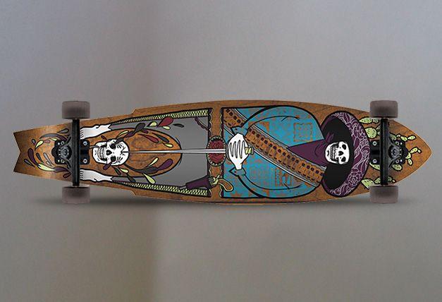 Bandelero #skateboard