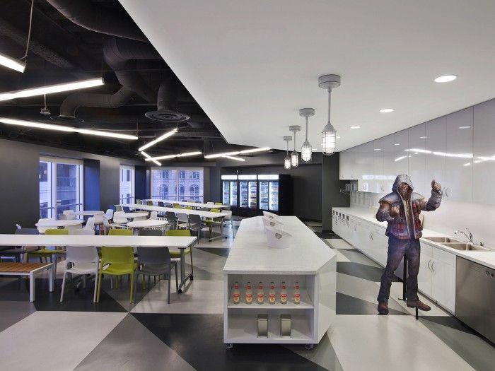 Office Tour Inside Kixeyes San Francisco Gaming Headquarters