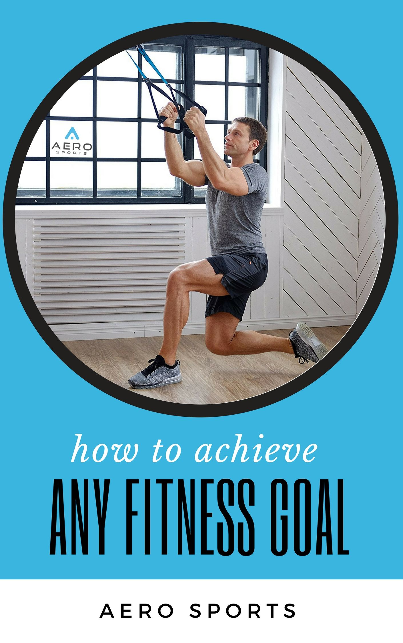 Our free fitness ebook is up for grabs on our website. Learn how to achieve any fitness goal you have in mind, take advantage of every workout and build muscle while burning fat! All with our suspension trainer.