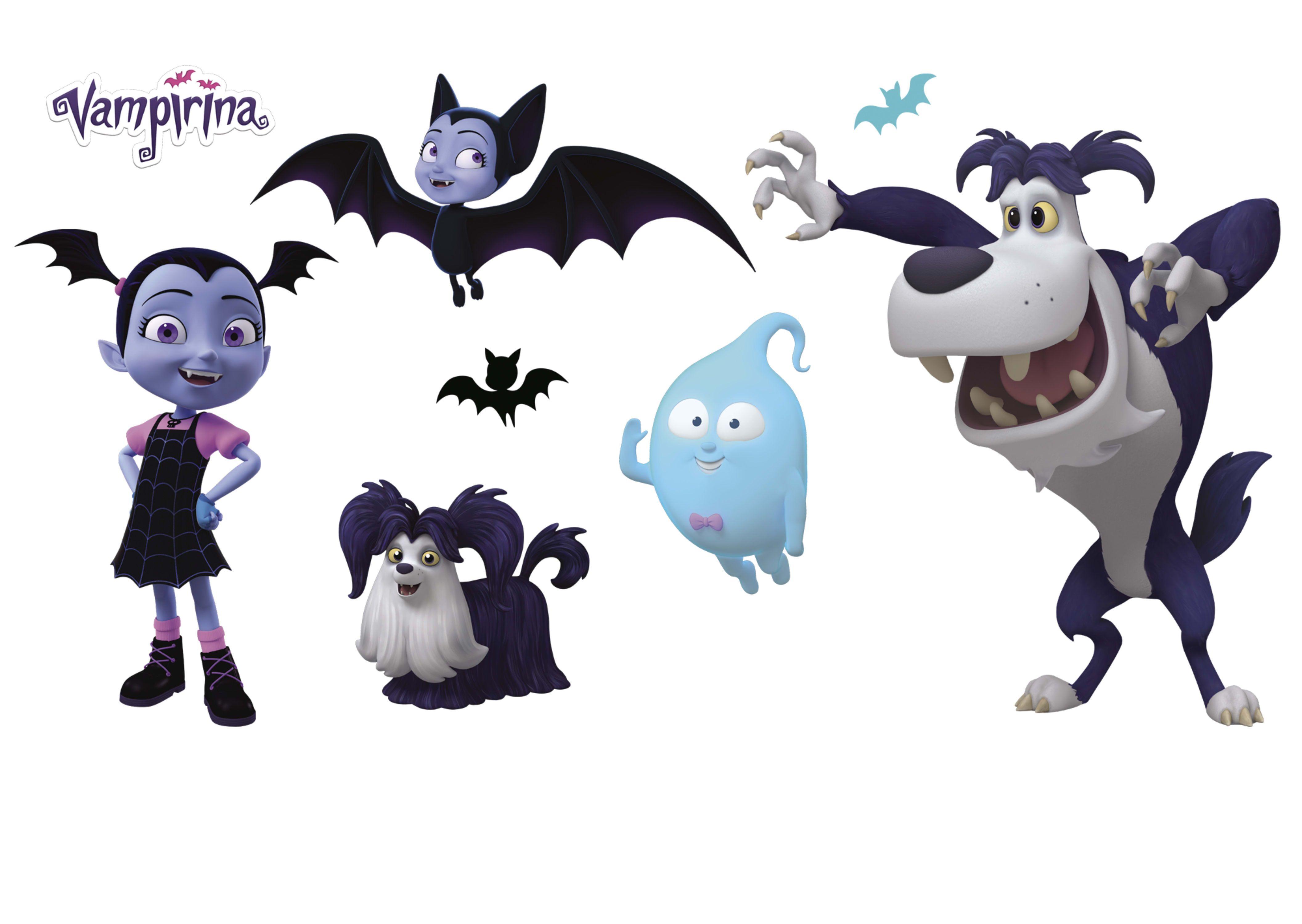 Resultado De Imagem Para Vampirina