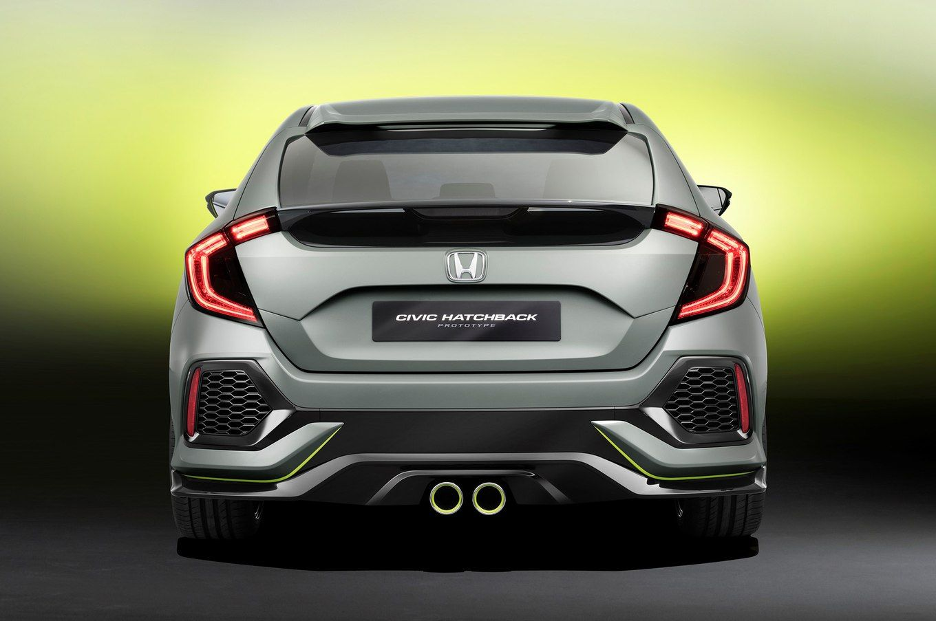 2017 Honda Civic Hatchback Gets Single Engine Option For U S