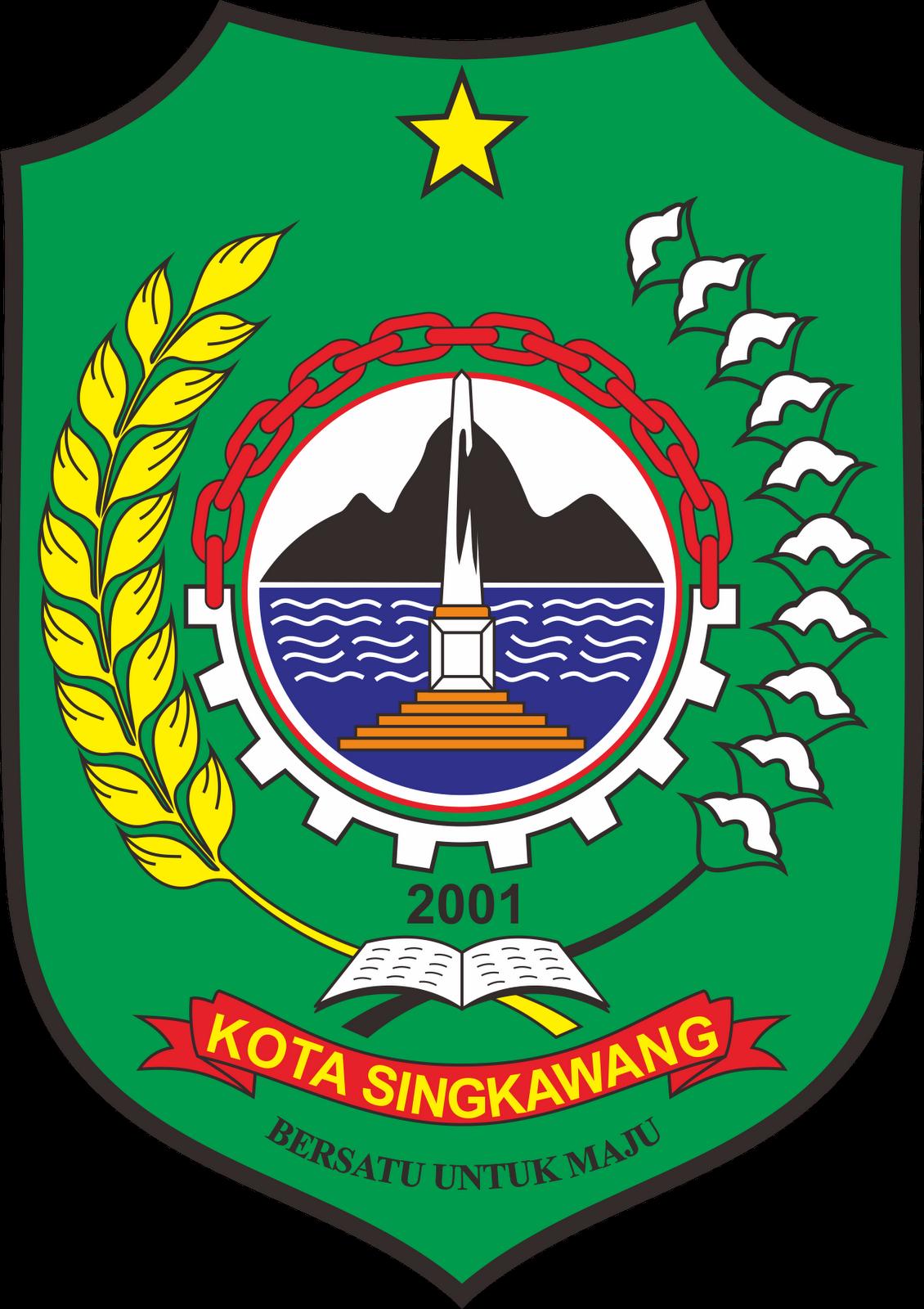 Hasil Gambar Untuk Logo Kota Singkawang Gambar Gambar Kota Kota