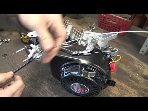 How To Bypass The Governor On A Predator 212 Engine Youtube Cars