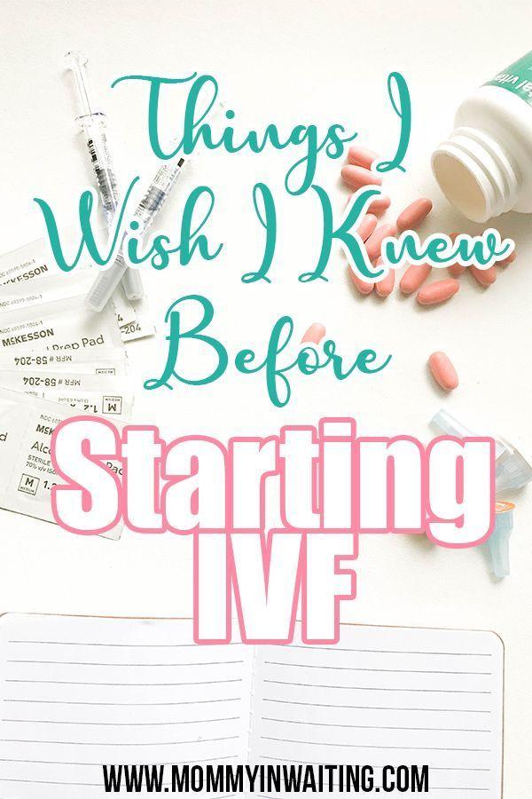 Ivf Tips Advice