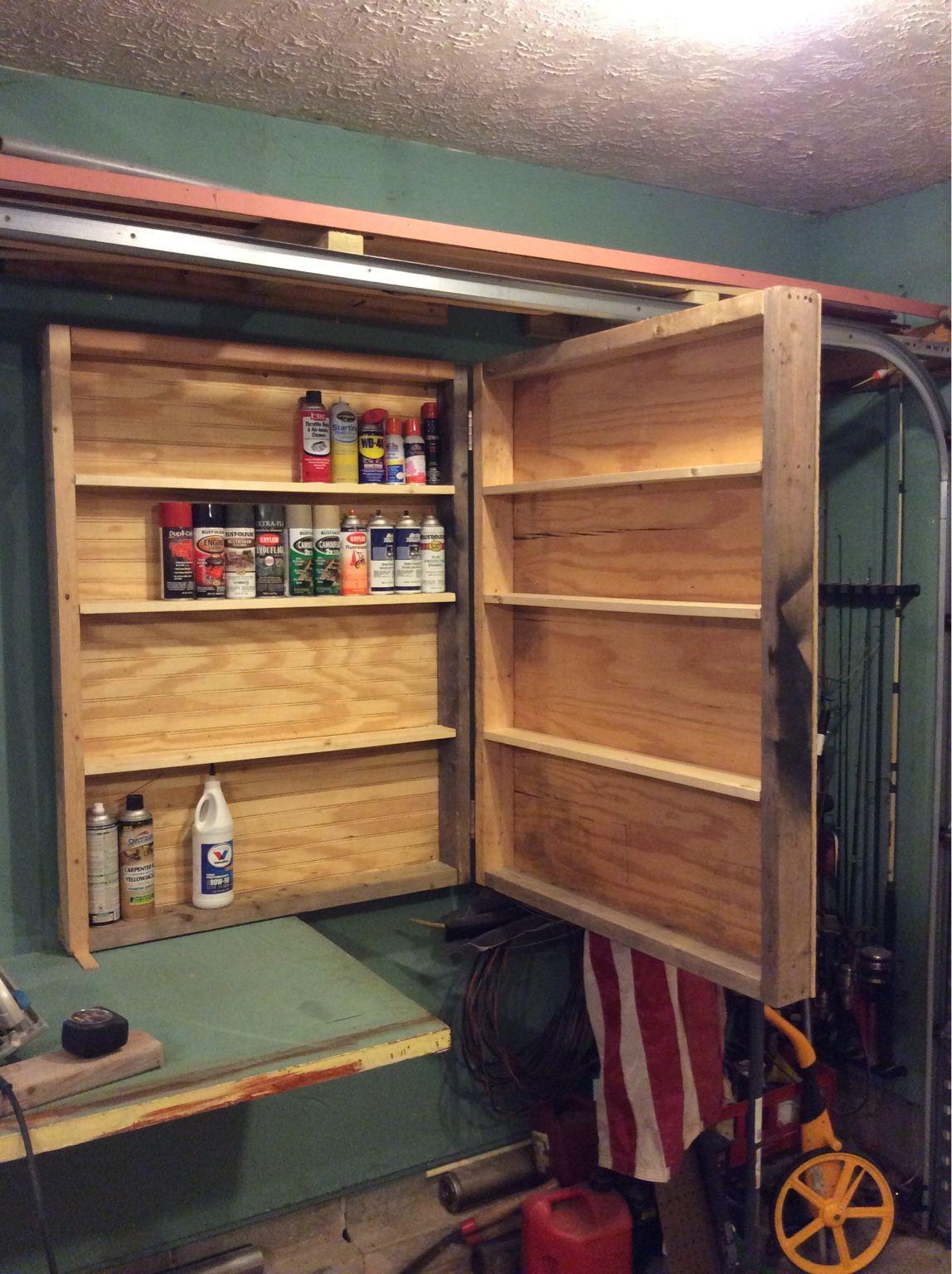 Neat storage ideas! - Page 65 - The Garage Journal & Whatu0027s on your walls? Neat storage ideas! - Page 65 - The Garage ...