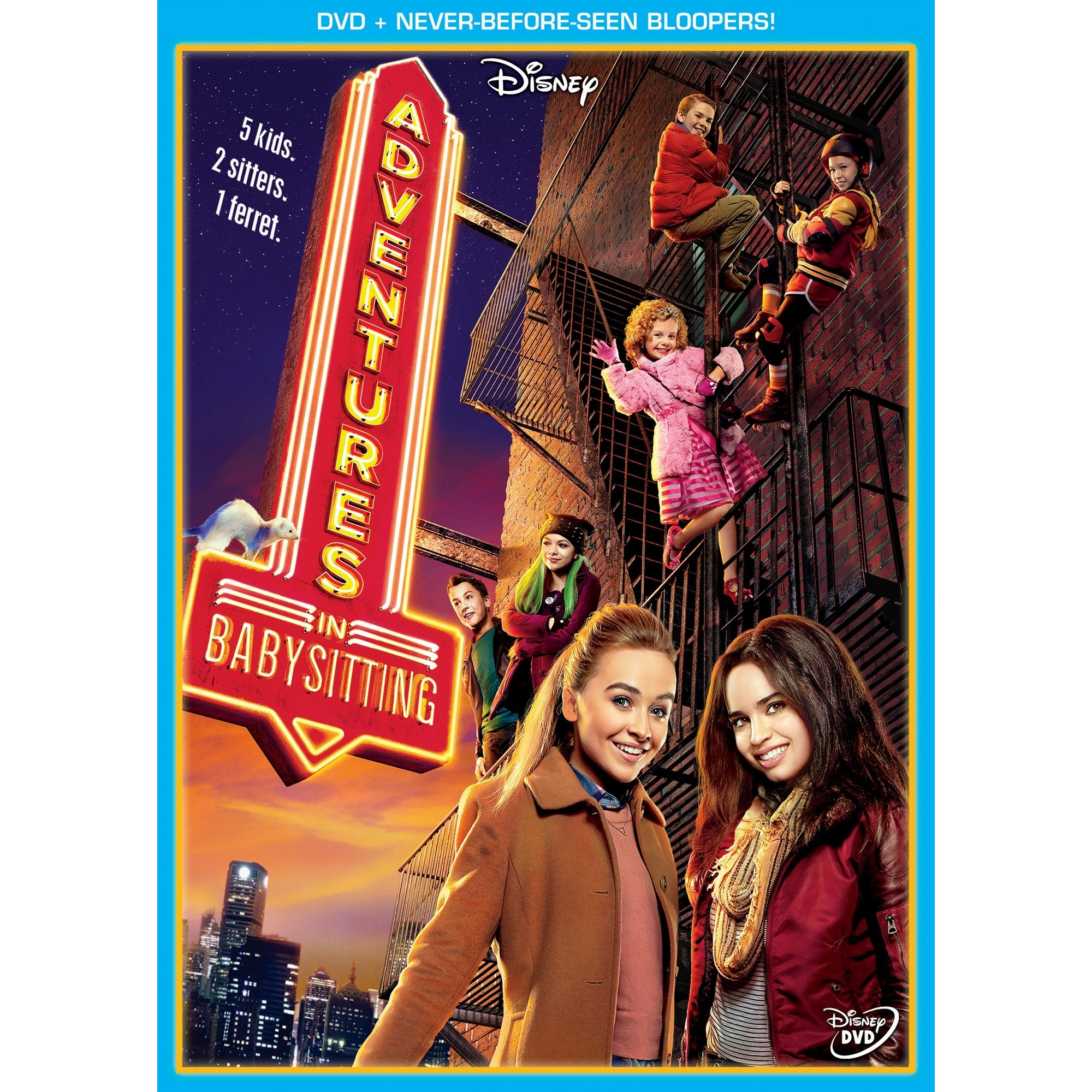Adventures In Babysitting Dvd In 2019 Products