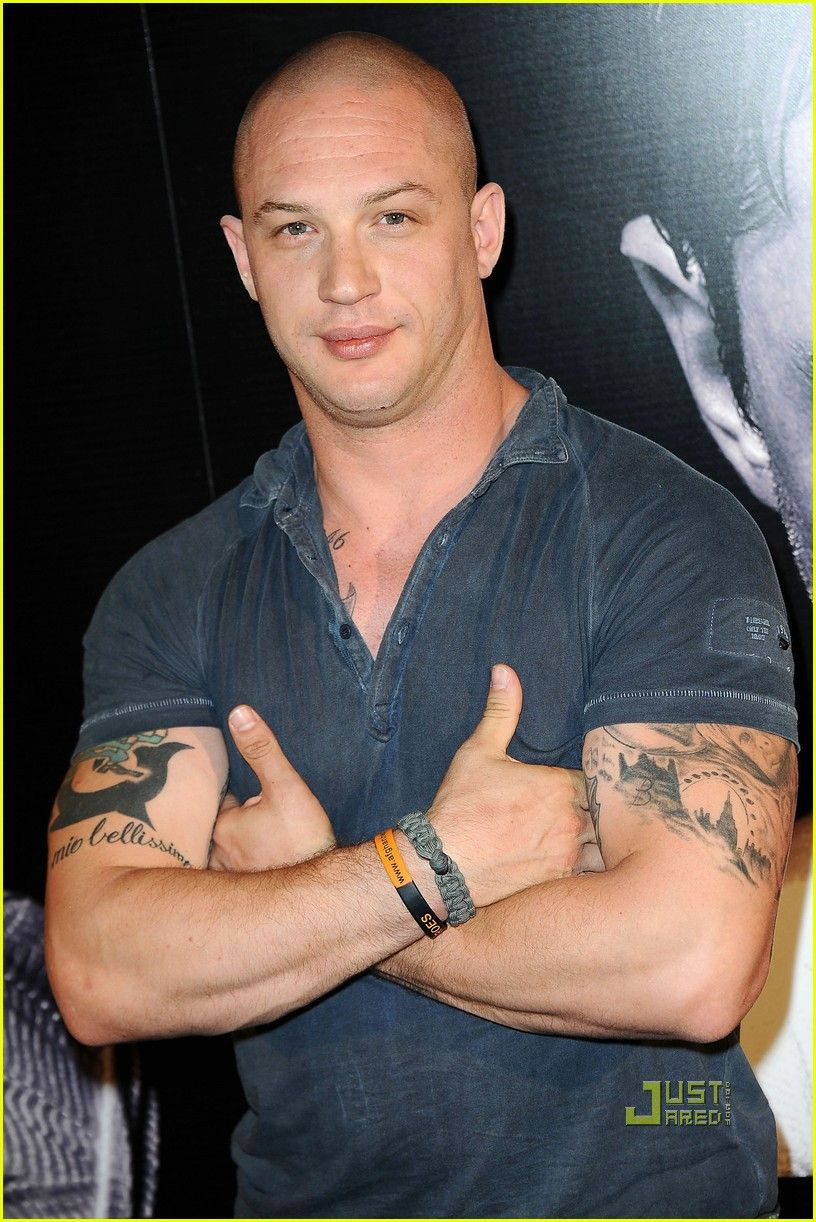 Tom Hardy The Man Who Played Bane Could Play Kiril He Looks Like He Can Fit The Bald Bodyguard Stereotype Well And Did As Ba Tom Hardy Hardy Tom Hardy Show