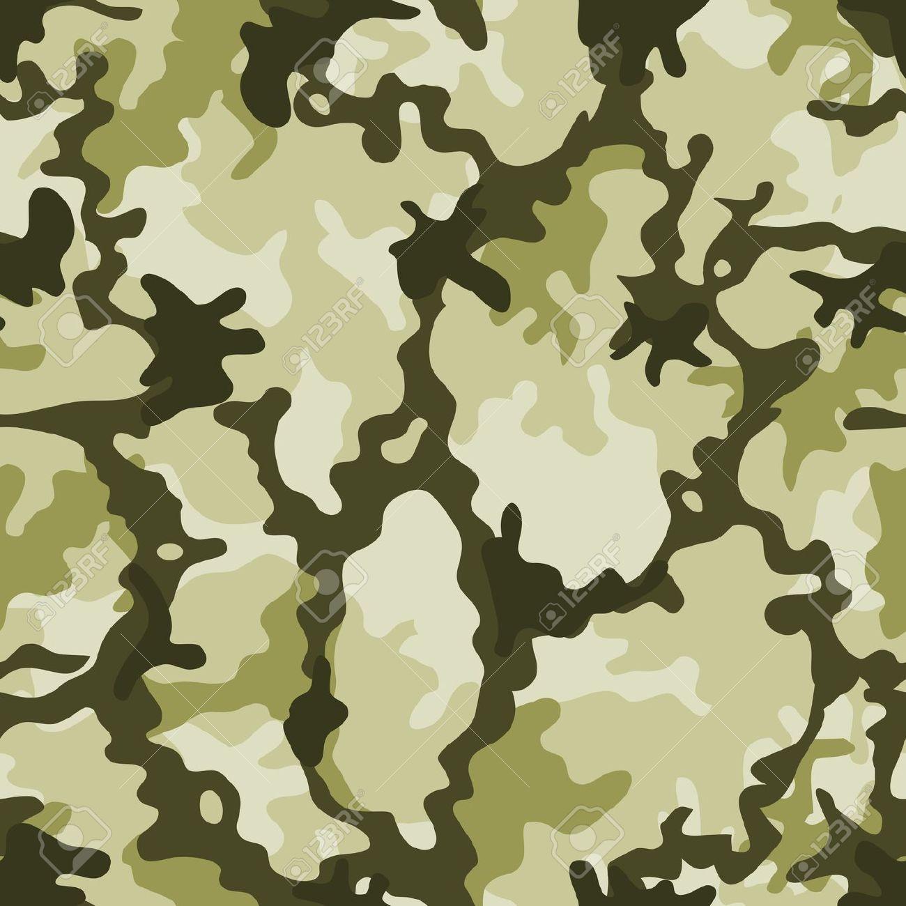 17470738 ilustraci n de un militar de camuflaje con tonos for Camo wallpaper for walls